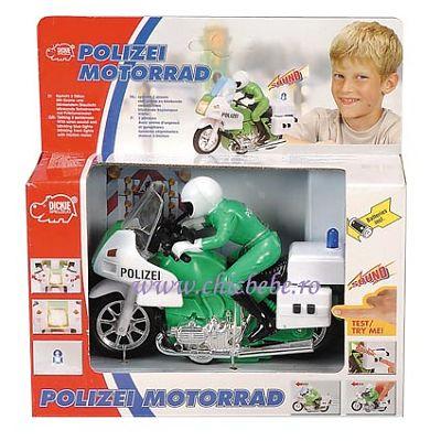 Dickie Motocicleta Police