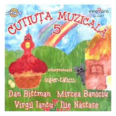 MediaPro Music CD Cutiuta muzicala vol. 5