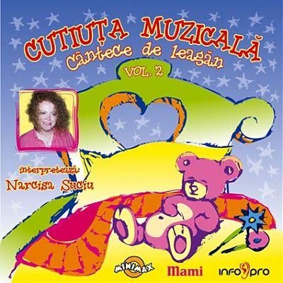 MediaPro Music CD Cantece de leagan 2