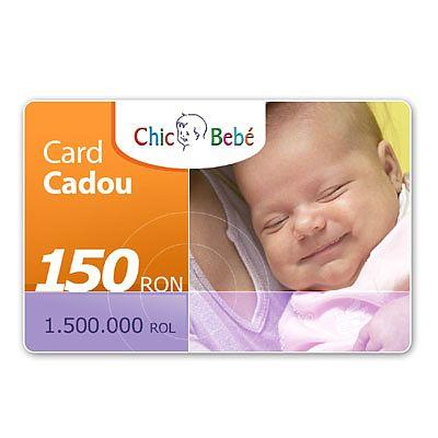 ChicBebe Card Cadou 150 RON