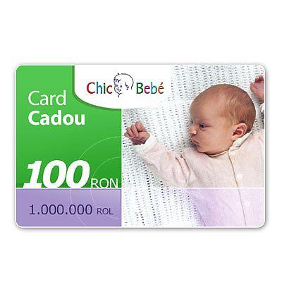 ChicBebe Card Cadou 100 RON