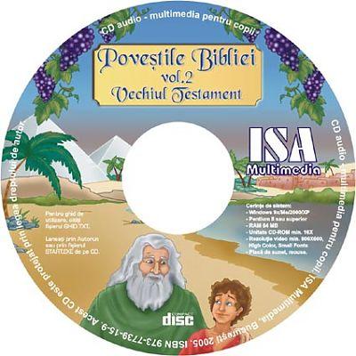 ISAMultimedia CD Educational Povestile Bibliei CD 2