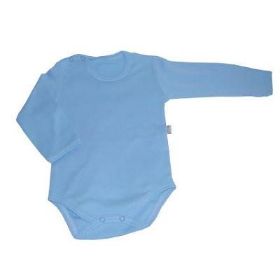 Rom Baby Body 4 capse cu maneca lunga 3-12 luni