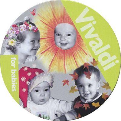 Niche Records Vivaldi for Babies