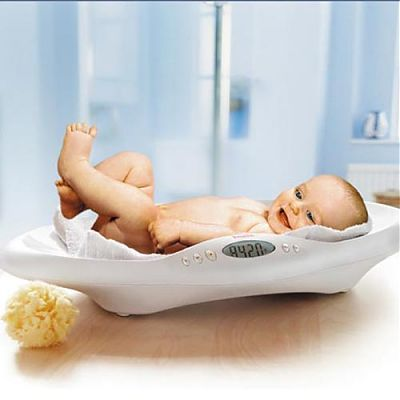 Petit Terraillon Cantar electronic pentru bebelusi