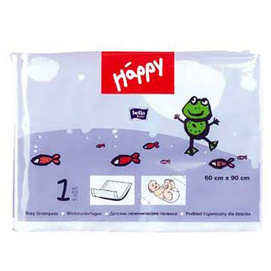 Happy Cearceafuri igienice pentru copii 5 buc
