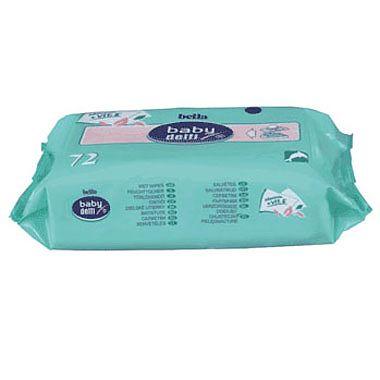 BabyDelfi Servetele Baby delfi cu aloe + Vit. E