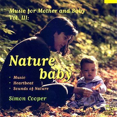 Niche Records Simon Cooper Nature Baby - Music for Mother and Baby Vol.3