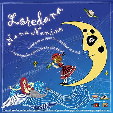 MediaPro Music CD muzical Loredana � nana nanino