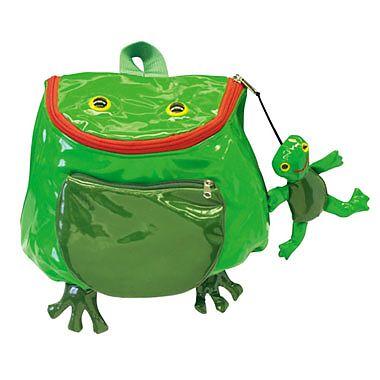 Kidorable Rucsac Frog