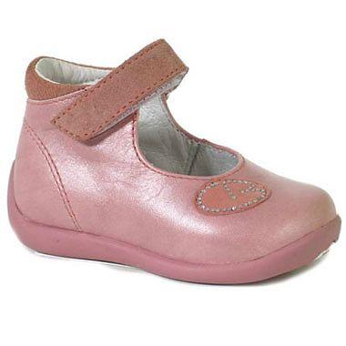 Ciao Bimbi Pantofi Perlato Cipria