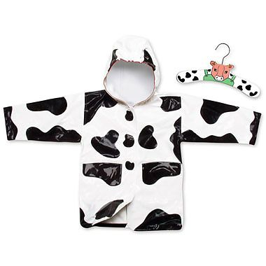 Kidorable Pelerina de ploaie Cow