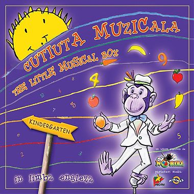 MediaPro Music CD Cutiuta muzicala vol. 7 Little Musical Box