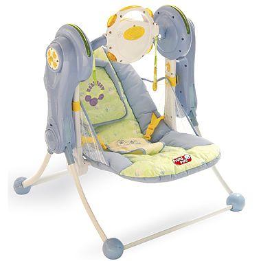Primii Pasi Leagan electronic lux bebelus