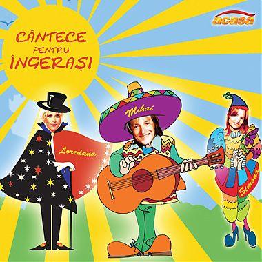 MediaPro Music CD Cutiuta muzicala, Cantece pentru ingerasi