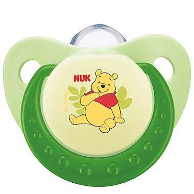 Nuk Disney Winnie the Pooh Suzeta din silicon mar.2 (6-18 luni)