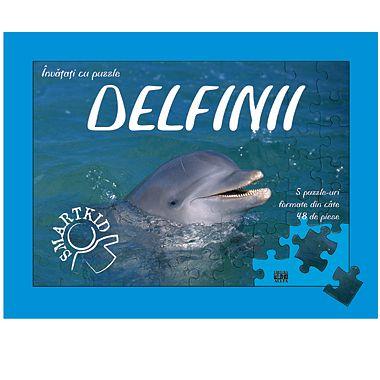 Editura ALL Puzzle - Delfinii