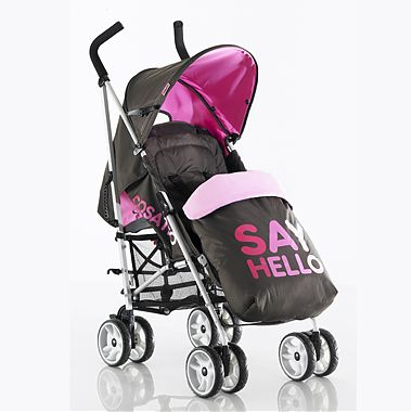 COSATTO Carucior Swift Lite Supa Hello Pink