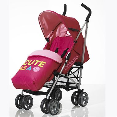 COSATTO Carucior Swift Lite Supa CUTE AS A BUTTON