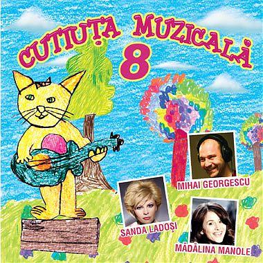 MediaPro Music Cutiuta muzicala vol. 8