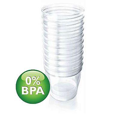 PHILIPS AVENT Recipiente VIA refolosibile 240 ml