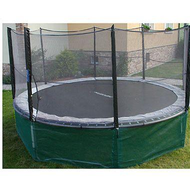 inSPORTline Protectie pentru baza trambulinei - 457cm