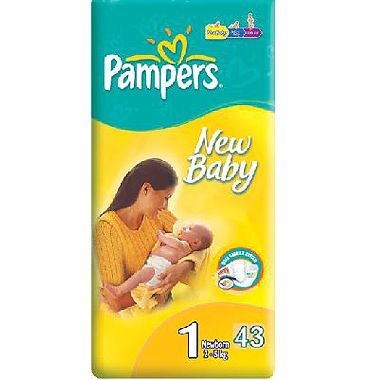 Pampers Scutece