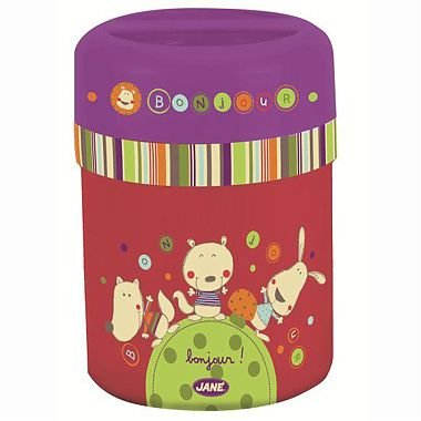 JANE Termos Colors pentru mancare solida 1000 ml
