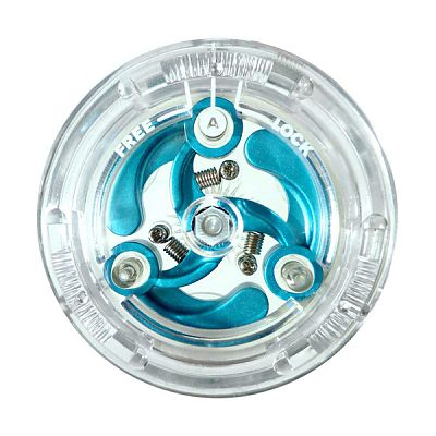 Active People YO-YO TRIPLE ACTION CRISTAL