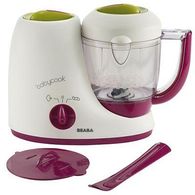 BEABA Robot Babycook Gipsy