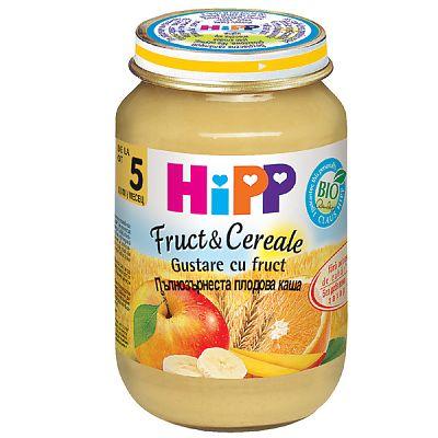 HIPP Gustare cu fructe  190g