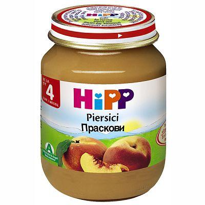 HIPP Piure de piersici