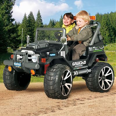 Peg Perego Gaucho SuperPower 24V