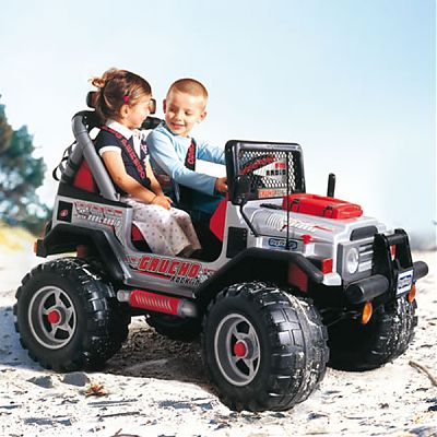 Peg Perego Jeep Gaucho Rock'in