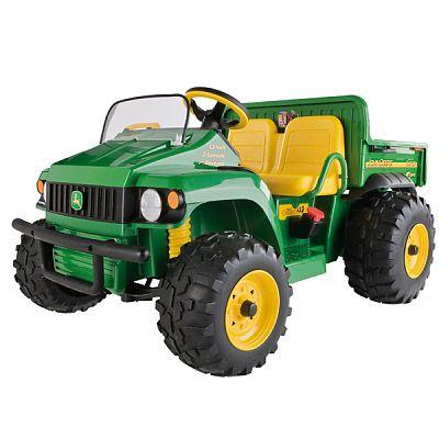 Peg Perego Tractor JD GATOR HPX