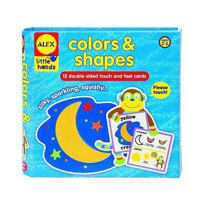 Alex Toys Atinge si descopera culori si forme