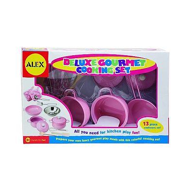 Alex Toys Set de gatit Gourmet Deluxe