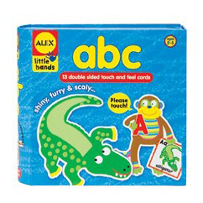 Alex Toys Atinge si descopera ABC