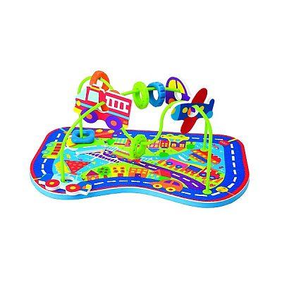 Alex Toys Roller coaster cu mijloace de transport pentru baie
