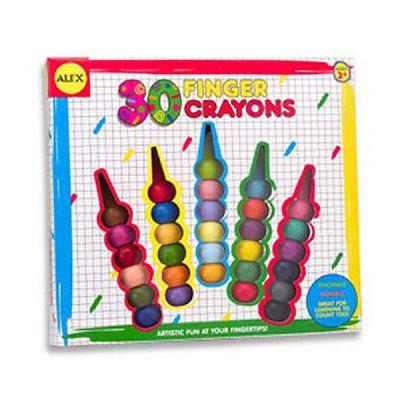 Alex Toys Creioane de deget 30