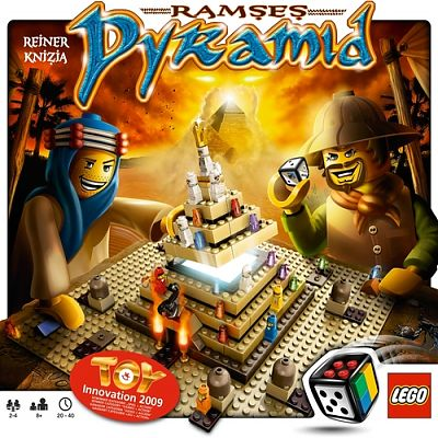 LEGO Piramida lui Ramses