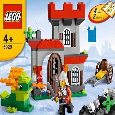 LEGO Set castel
