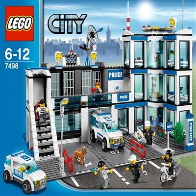 LEGO Statie politie