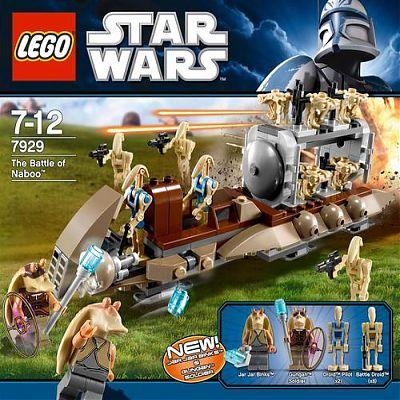 LEGO Star Wars: Batalia de pe Naboo