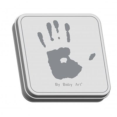 Baby Art Mulaj Magic Box WHITE & GREY