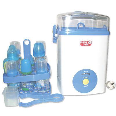 Primii Pasi Sterilizator electric cu aburi