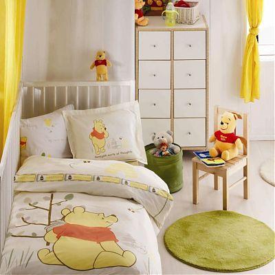 TAC Lenjerie Ranforce Baby Disney Winnie New Born Baby