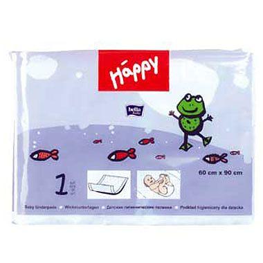 Happy Cearceafuri igienice pentru copii 10 buc