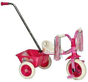 YAKARI Tricicleta Princess