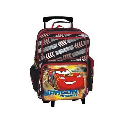 BTS Troler copii Cars McQueen Dragon Fireball